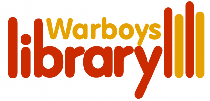 Warboys Library logo