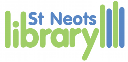 St Neots Library Logo