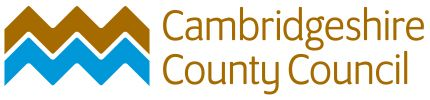 Logo of Cambridgeshire County Council