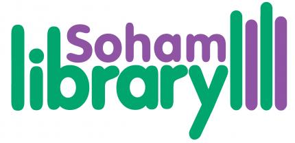 Soham Library Logo