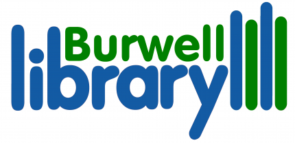 Burwell library logo