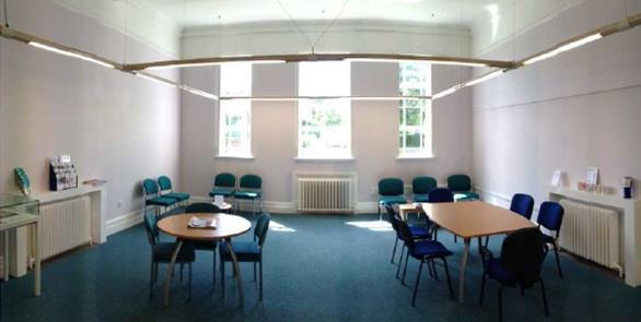 Rock Road meeting room