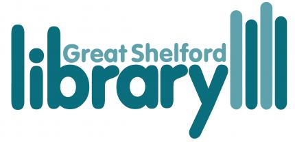 Great Shelford Library logo