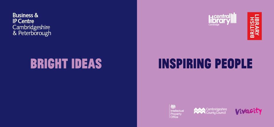 Bright ideas, inspiring people banner