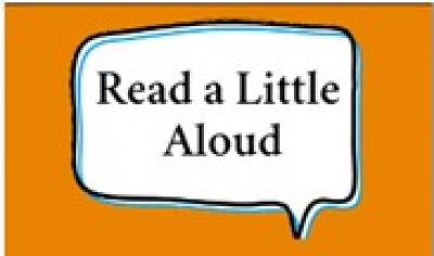 Read a little aloud logo