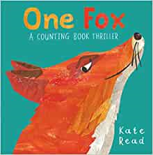 Front cover showing a fox
